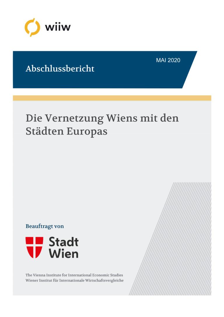 Die Vernetzung Wiens mit den Städten Europas
